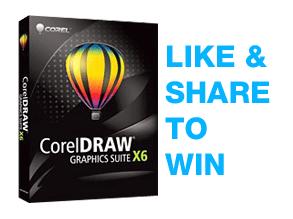 Win CorelDRAW Graphics Suite X6