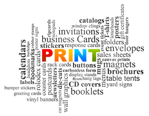 Getting started with your Print Projects
