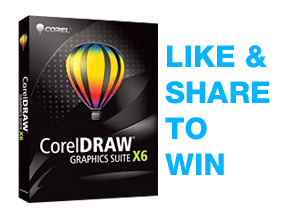 Win CorelDRAW Graphics Suite X6